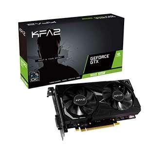 Carte Graphique GeForce KFA2 GTX 1650 Super EX OC - 4 Go