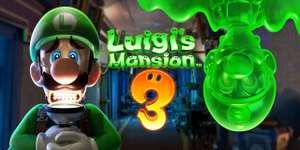 Jeu Luigi's Mansion 3 sur Nintendo Switch (Dématérialisé - eShop Brésilien)