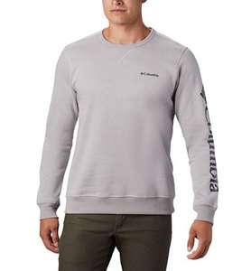 Sweat Columbia Omni-shade - Protection solaire UPF50, Gris chiné, Tailles S à 2XL