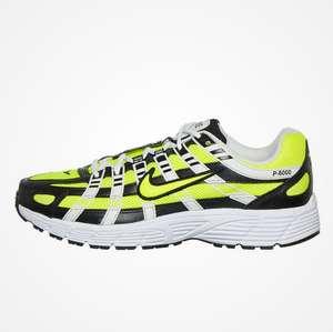 Baskets basses Nike P-6000 - Couleur Lemon, Tailles 42.5 à 47.5