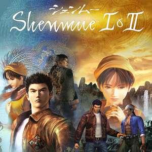 Shenmue I & II sur PC (dématérialisé, Steam)