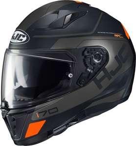 Casque de moto HJC I70 Karon Black