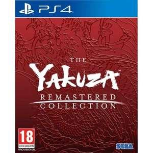 Sélection de jeux en promotion - Ex :Yakuza Remaster, persona5 , catherine , sakura wars sur PS4 - Smartoys (Frontaliers Belgique)