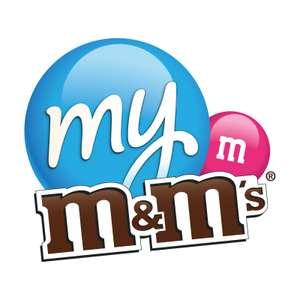 100€ à dépenser sur tout le site My M&M's pour 50€ ou 40€ à dépenser pour 20€