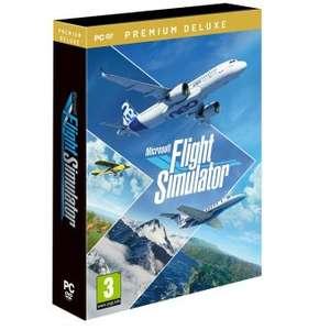 Flight Simulator Premium Deluxe Edition sur PC