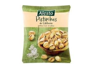 Sachet de pistaches grillées et salées Alesto - 250g