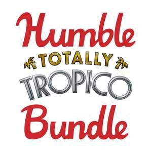 Humble Tropico Bundle - 2 Jeux sur PC à partir de 0.84€ (Dématérialisé - Steam)