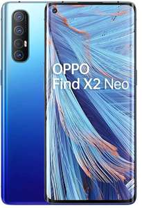 "Smartphone 6,5"" Oppo Find X2 Neo - 12Go RAM, 256Go ROM, Bleu (Vendeur Tiers)"
