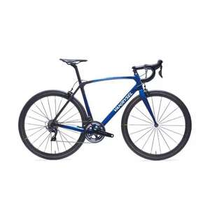 Vélo de route Van Rysel Ultra RCR Carbone Shimano Dura Ace bleu