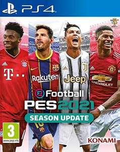eFootball PES 2021 - Season Update sur Xbox One