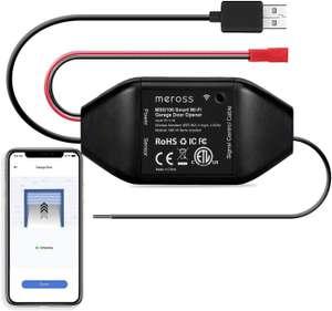 Kit ouvre-porte de garage connecté Meross - Compatible Alexa, Google Assistant, SmartThings (Vendeur tiers)