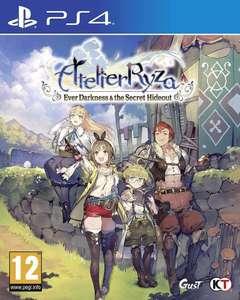 Atelier Ryza: Ever Darkness & The Secret Hideout sur PS4 - Smartoys (Frontaliers Belgique)