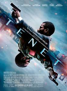 Toutes les séances de cinéma du samedi 19 septembre à 1€ - Ex : Tenet (3 séances, en VO/STFR) - Katorza Nantes (44)