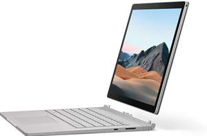 """PC portable convertible 15.6"""" Microsoft Surface Book 3 15 (i7-1065G7, GTX1660 Ti, 16Go RAM, 256Go SSD) + Surface Dock 2 (frontaliers Suisse)"""