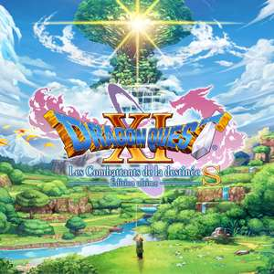 Dragon quest XI S: Les Combattants de la destinée – Édition ultime sur Nintendo Switch (Dématérialisé)