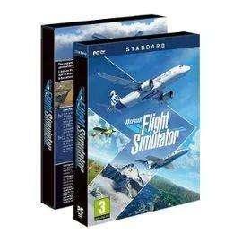 Flight Simulator 2020 sur PC + 4 mois Deezer premium offerts