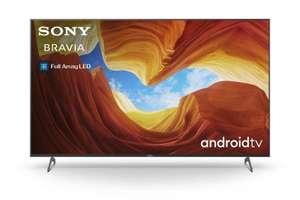 "TV 55"" Sony KD-55XH9005 - 4K UHD, Smart TV"