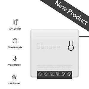 Mini commutateur Sonoff Wi-Fi DIY Smart Switch (vendeur tiers)