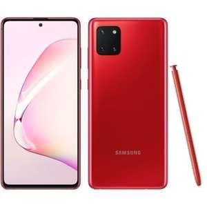"""5€ de réduction tous les 100€ d'achat sur une sélection (Max 25€) - Ex : Smartphone 6.7"""" Samsung Galaxy Note 10 Lite (Plusieurs coloris)"""