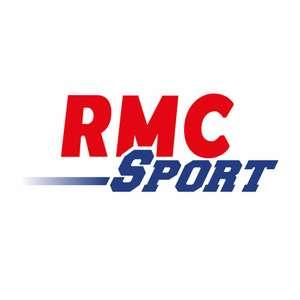 Abonnement mensuel Telefoot + RMC Sport en 100 % Digital en streaming et en direct pendant 6 mois (12 mois d'engagement)