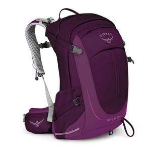 Sac à dos de Randonnée Femme Osprey Sirrus 24 - Violet, 24l
