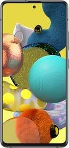 """Smartphone 6.5"""" Samsung A51 5G - 128 Go, 6 Go RAM, Dual SIM - Noir"""