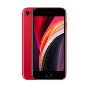 "Smartphone 4.7"" Apple iPhone SE (2020) - HD+, A13, 3 Go de RAM, 128Go ROM (Frontaliers Suisses)"