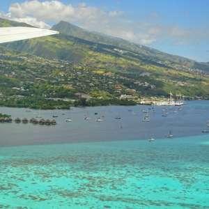 Vol A/R Paris (ORY) <=> Papeete (PPT) en Polynésie française avec escale (vols à partir du 28/10 jusqu'au 04/12) - FrenchBee.com