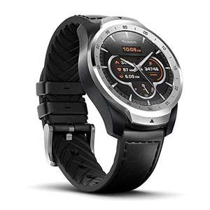 """Montre LCD / Amoled 1,39"""" Ticwatch Pro Silver"""