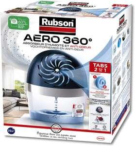 [Prime] Déshumidificateur d'air Rubson Aero 360º + recharge neutre 450 g
