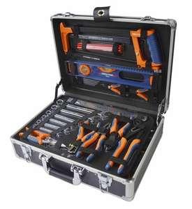 Malette à outils Dexter Leroy Merlin - 130 pièces
