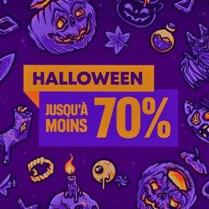 Sélection de Jeux en promotion liées à Halloween sur PS4 (Dématérialisé)