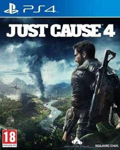 Just Cause 4 sur PS4 (Via retrait magasin)
