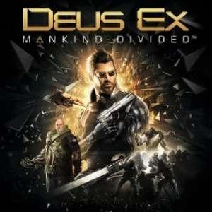Deus Ex: Mankind Divided sur PS4 (Dématérialisé)