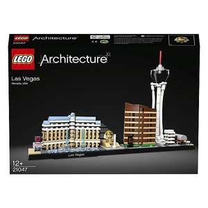 Jeu de construction Lego Architecture - Las Vegas n°21047