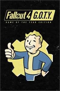 Fallout 4 Goty (Jeu + tous les DLCs) sur Xbox One (Dématérialisé, store BR)