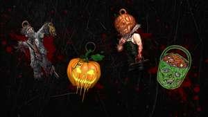 Charmes uniques Halloween Gratuits pour Dead by Daylight sur PC, Xbox One, PS4 & Nintendo Switch (Dématérialisés - deadbydaylight.com)