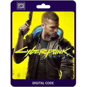[Précommande] Cyberpunk 2077 sur PC (Dématerialisé - GoG DRM-Free)