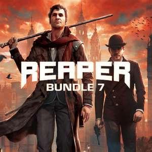 Reaper Bundle: 10 jeux PC dont Sherlock Holmes: The Devil's Daughter, Tropico 4, Niffelheim, Windscape... (Dématérialisé - Steam)