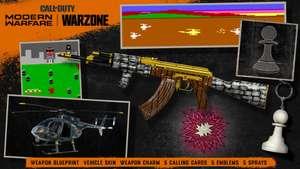 Récompenses gratuites dans Call of Duty Modern Warfare / Warzone, Cold War & COD Mobile (Dématérialisés)