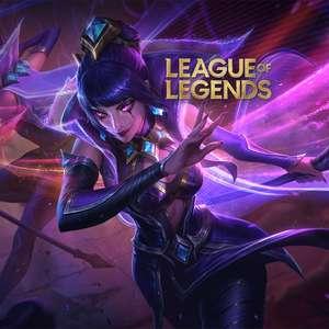 [Amazon / Twitch Prime] Fragments de skin mystères pour League of Legends offerts (Dématérialisé)