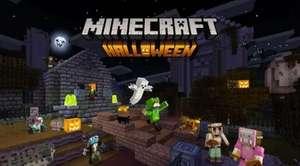 Skin Minecraft Spécial Halloween offert (Dématérialisé)