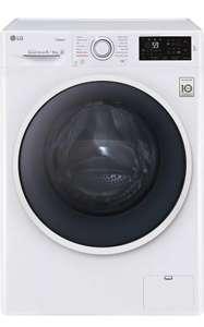 Lave linge séchant hublot LG F954J60WRS - 53 dB, 9 kg lavage, 5 kg séchage