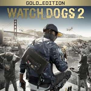 Watch Dogs 2 Gold Édition sur PS4 (Dématérialisé)