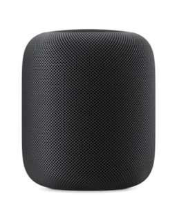 Assistant vocal sans fil Apple HomePod (243.88€ avec le code RAKUTEN5 + 12.44€ en Rakuten Points)