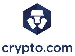 Frais d'achat de crypto-monnaies via cartes bancaires offerts (au lieu de 3.5%) - Crypto.com