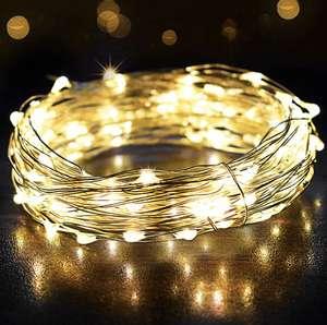Guirlande Lumineuse Omeril Fairy Lights avec 120 LEDs - 12m (Vendeur Tiers)