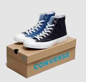 Sélection chaussures en promotion - Ex : Converse Chuck Taylor 70 Hi Denim - Diverses tailles