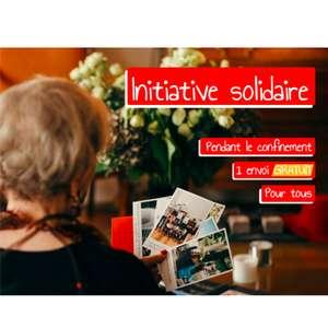 4 cartes postales personnalisées offertes - parlapapi.com