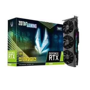 Carte graphique Zotac Gaming GeForce RTX 3090 Trinity 24 Go GDDR6X